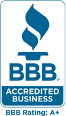 A plus BBB rated webdesign company